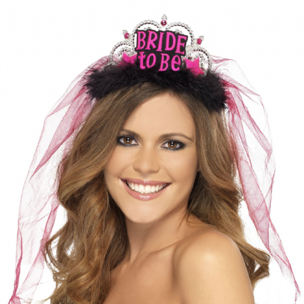 Hen Party Headboppers & Tiaras Veils
